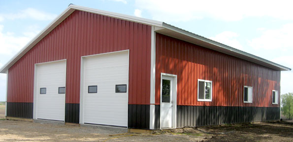 Practical Pole Barns